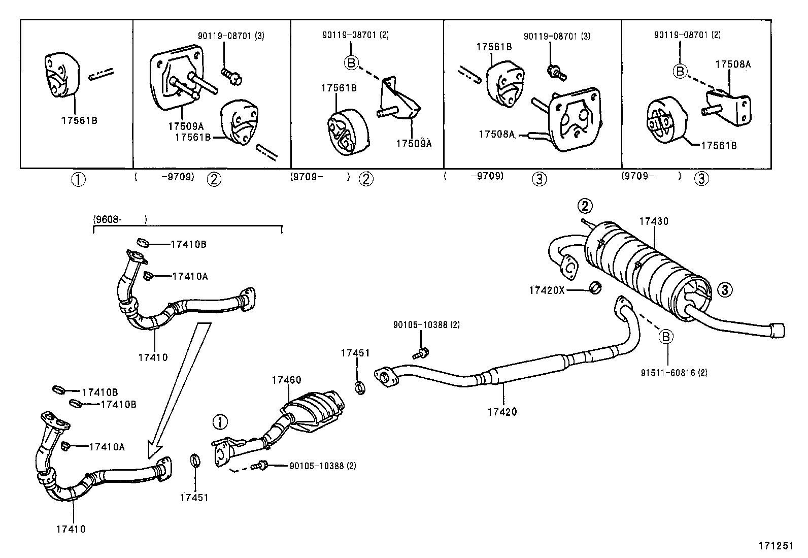 2001 Rav4 Exhaust System Diagram Manual Guide Wiring. Toyota Rav4sxa11r Awpgkw Tool Engine Fuel Exhaust Pipe Japan Rh Parts Eu Rav4. Toyota. 1997 Toyota Rav4 Manual Transmission Diagram At Scoala.co