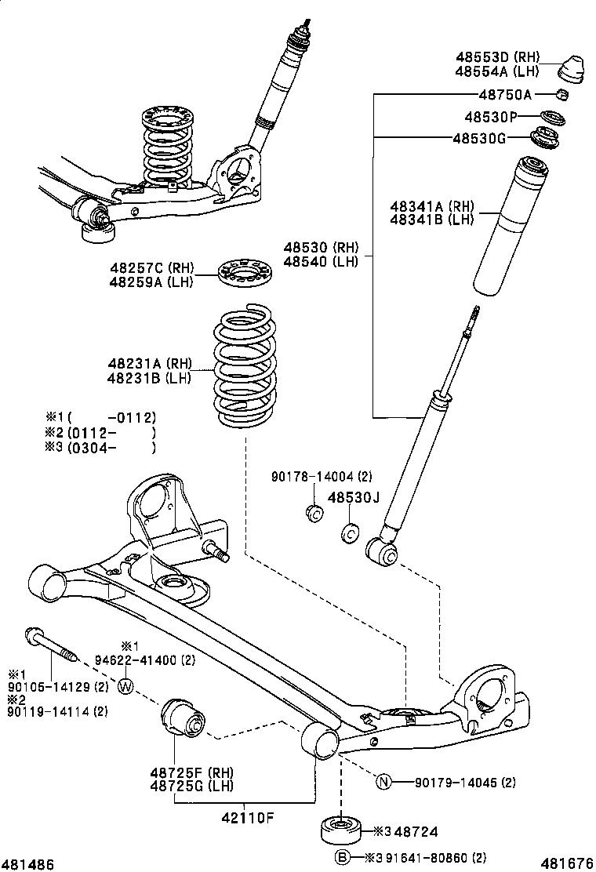 Toyota Previa Engine Diagram Starter Trusted Wiring Diagrams 1992 1994 Suspension House Symbols U2022 94