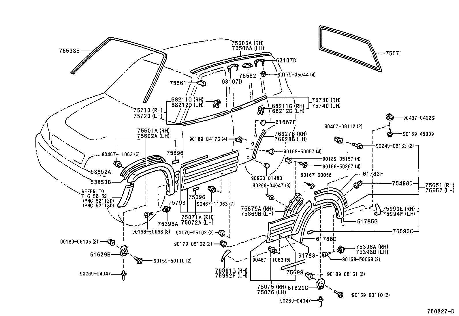 toyota rav4 body parts diagram  u2013 periodic  u0026 diagrams science