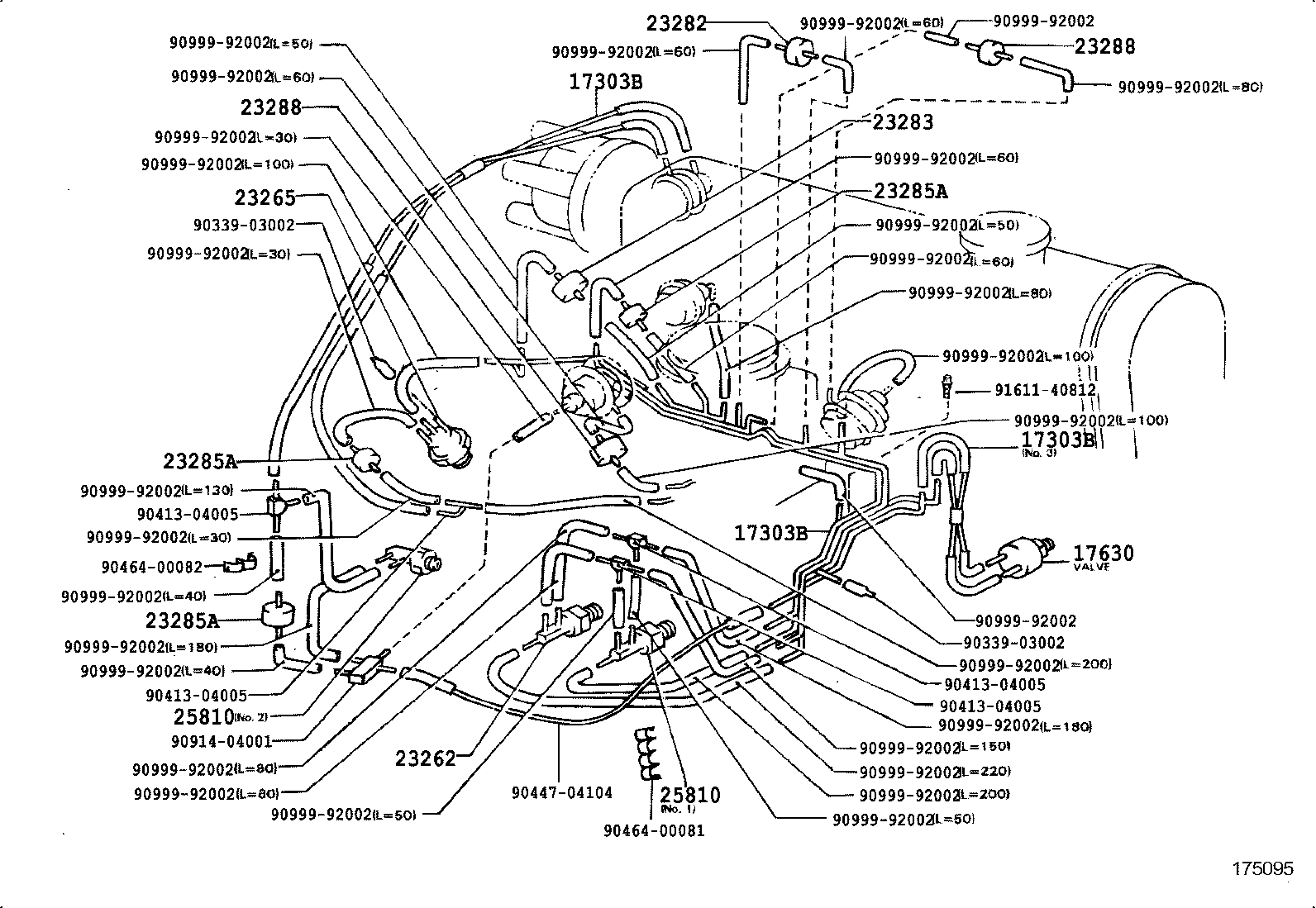 Toyota 2e Engine Wiring Diagram Will Be A Thing 22r 1992 Tercel Parts Html Corolla 1989 Pickup