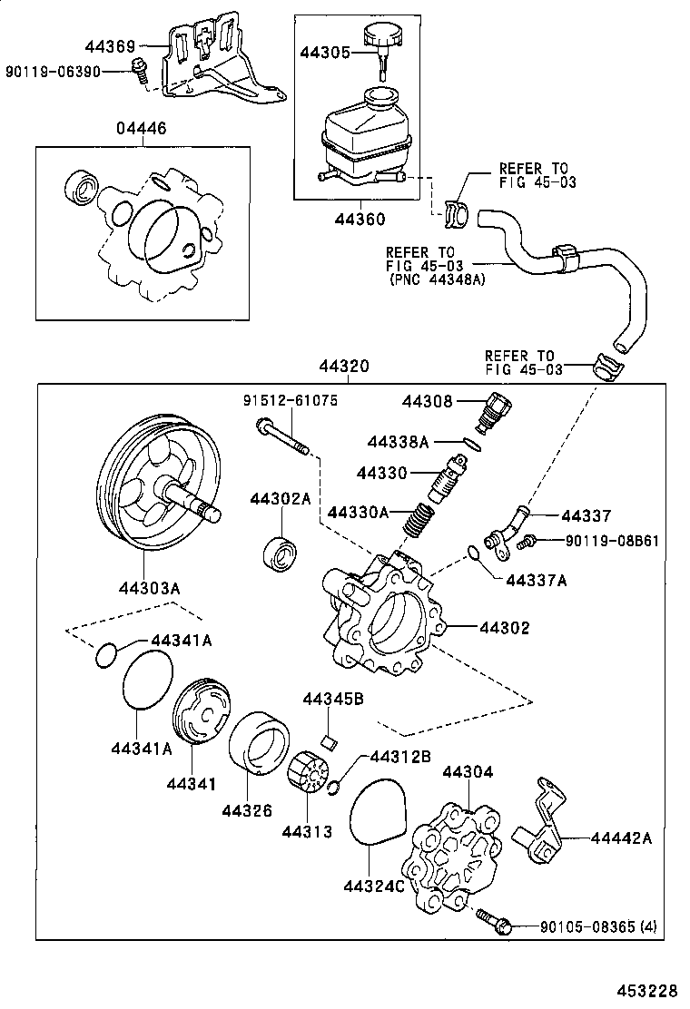 power steering diagram for 1998 toyota camry  power  free engine image for user manual download
