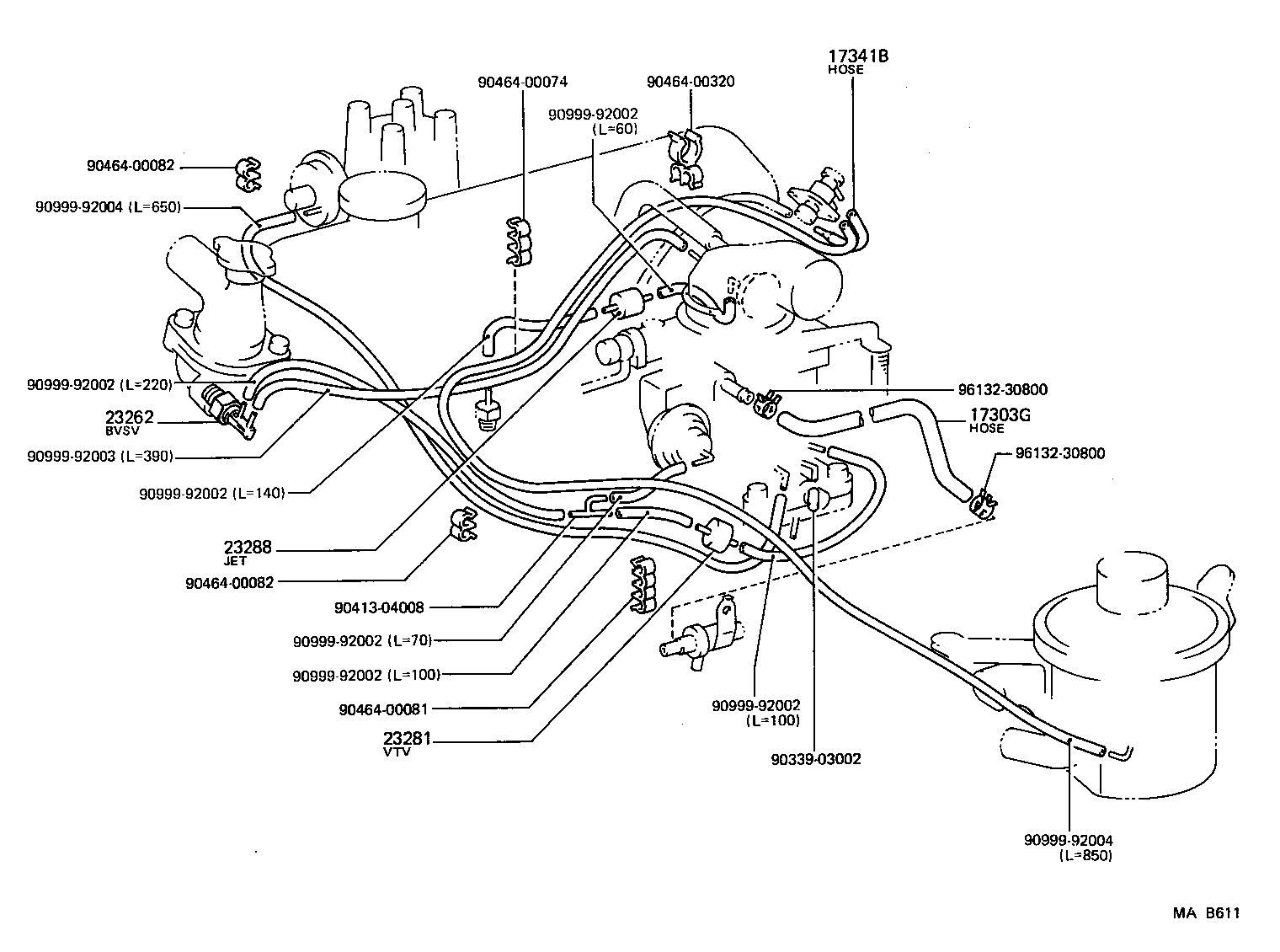 toyota 5k engine diagram  toyota  auto wiring diagram