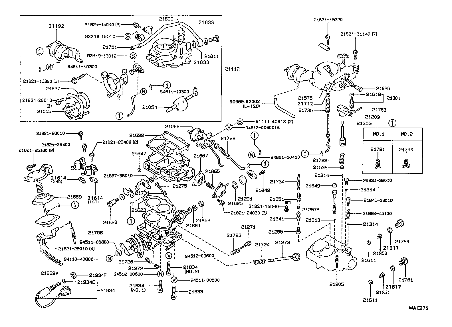 engine diagram 2000 toyota corolla 4k