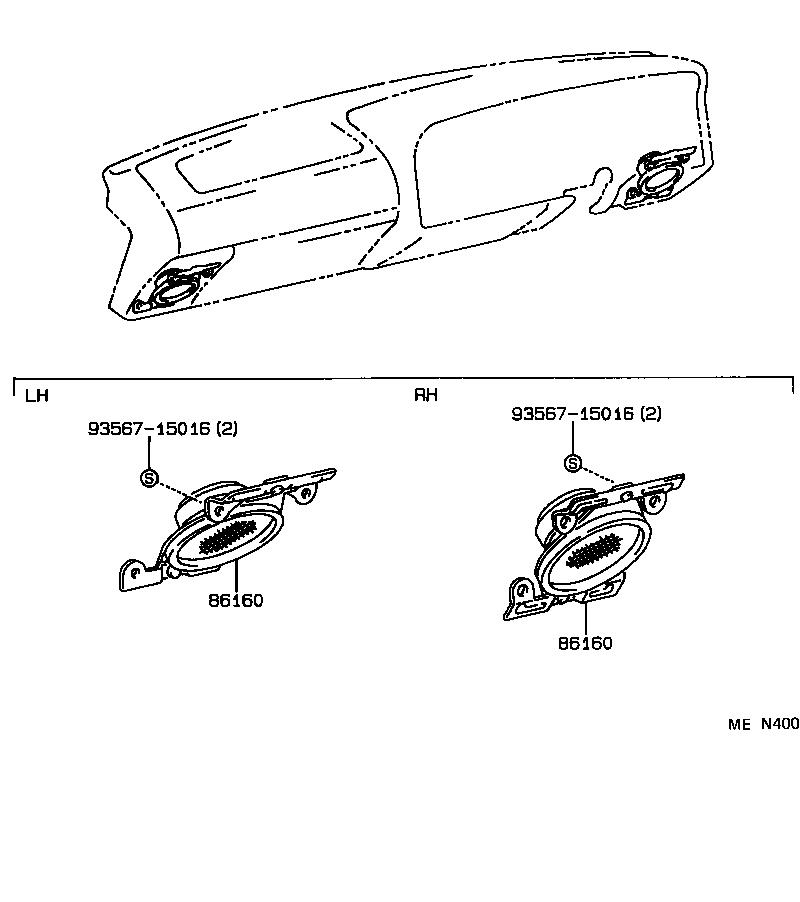 Toyota Hilux Air Conditioner Wiring Diagram