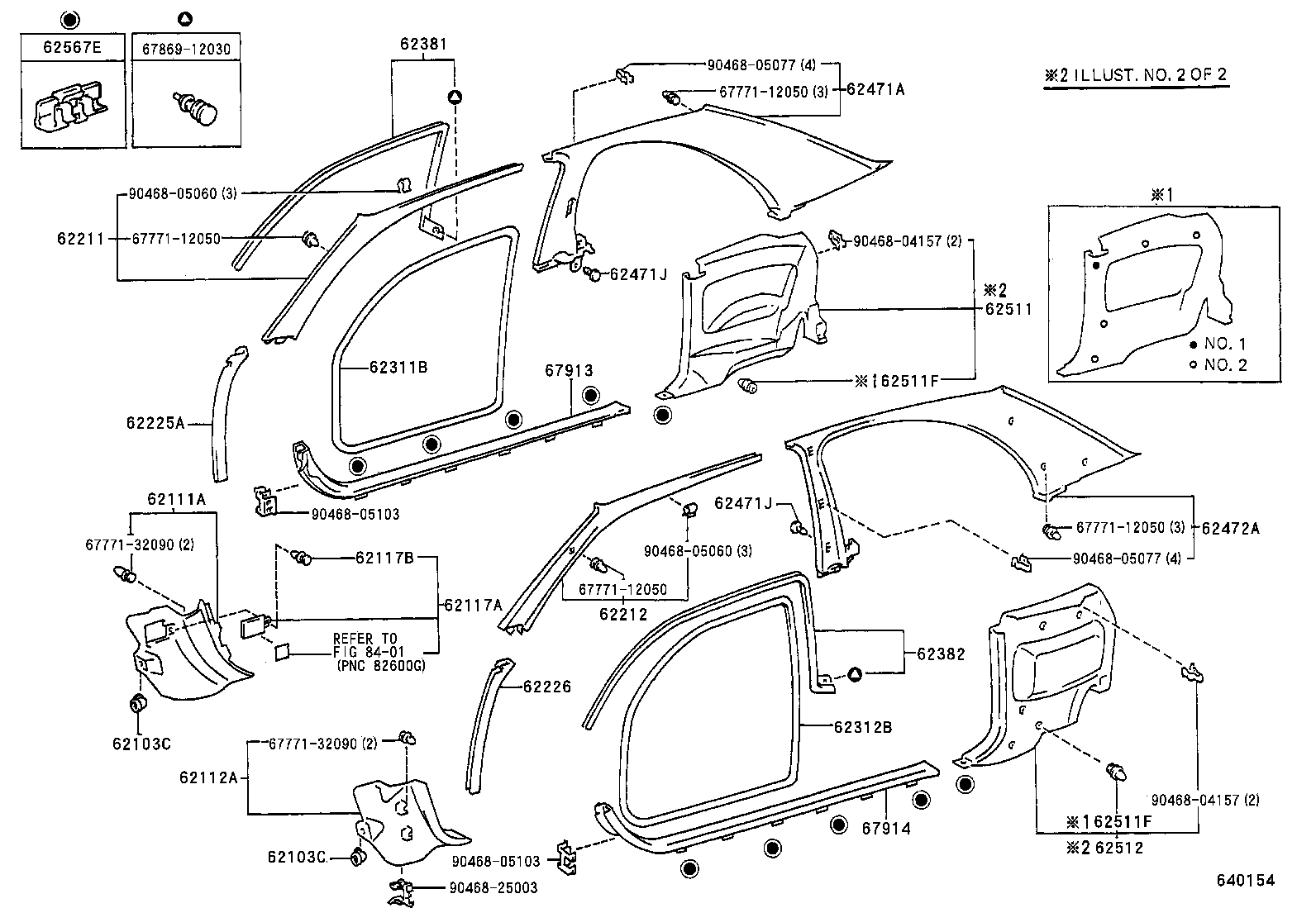 1974    Toyota       corolla    body    parts