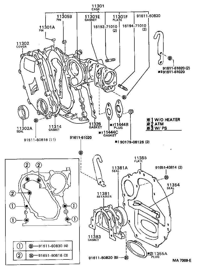 Bestseller  Toyota 2l Engine Timing Marks
