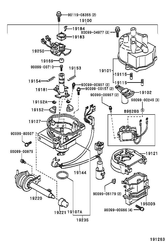 Toyota 4afe Engine Diagram - DIY Wiring Diagrams •