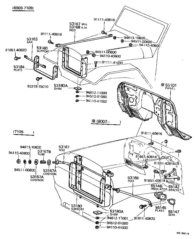fj55 body panels