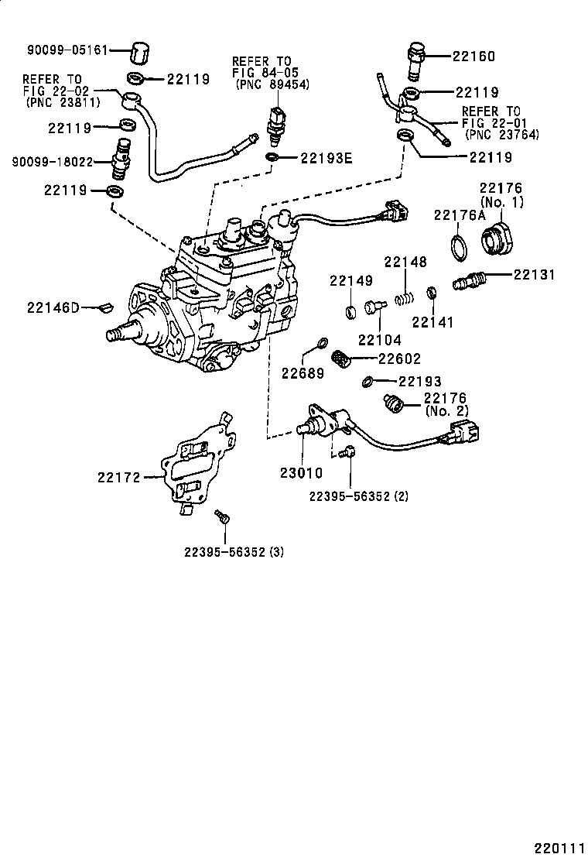toyota hiluxln165-prpqt - tool-engine-fuel
