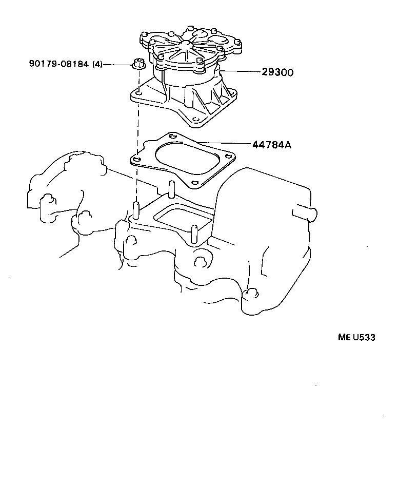 Toyota Coronact195 Aemms