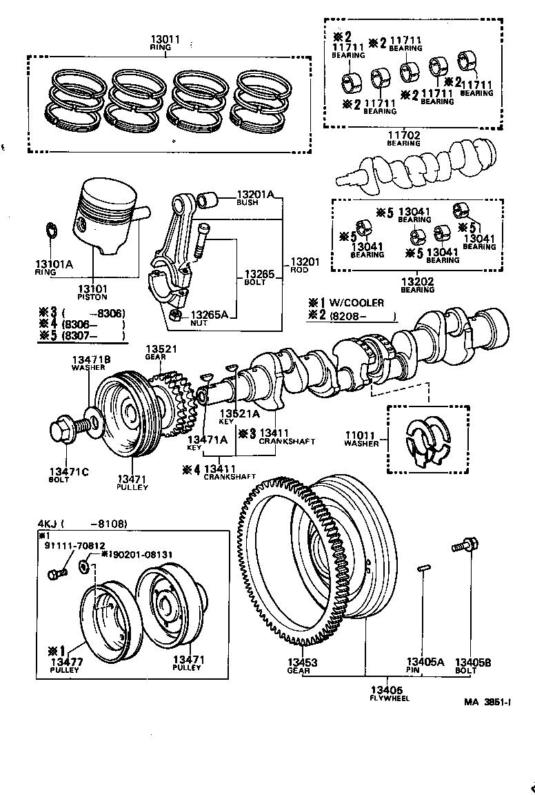 Enchanting Engine Parts Diagram Names Image Collection - Electrical ...