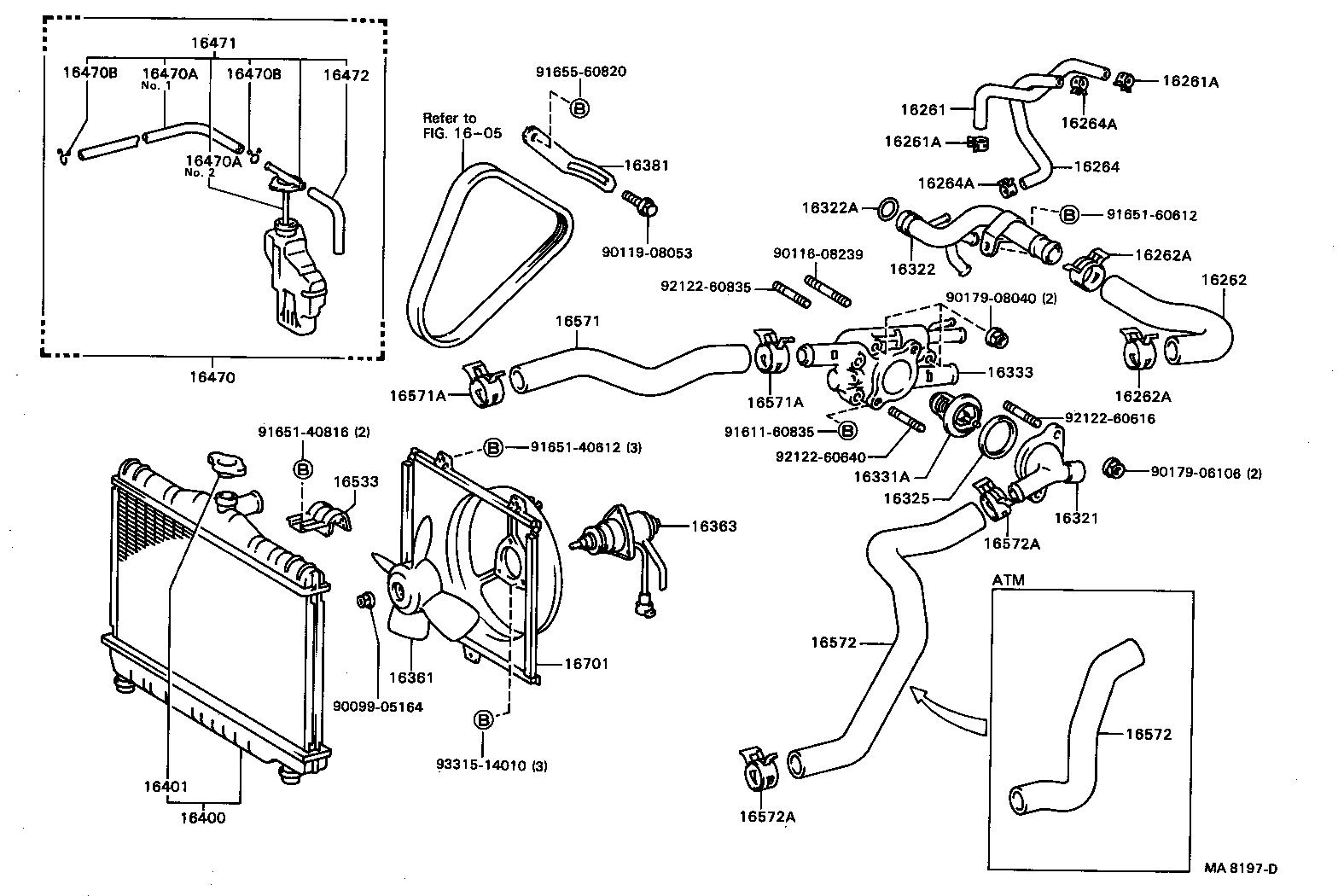 1994 Toyota Celica Engine Specs
