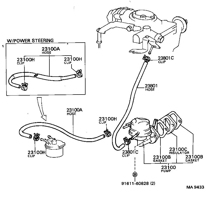 1980 Corolla