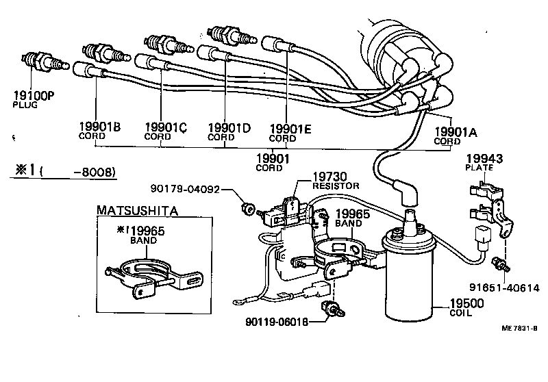 2001 Mazda Miata Fuse Box Diagram likewise Mazda Mx 5 Miata Car furthermore 1999 Mazda Protege Engine Diagram additionally 2000 I30 Transmission Wiring Harness additionally Toyota Corolla Trunk Parts Diagram. on mazda millenia wiring diagram schemes