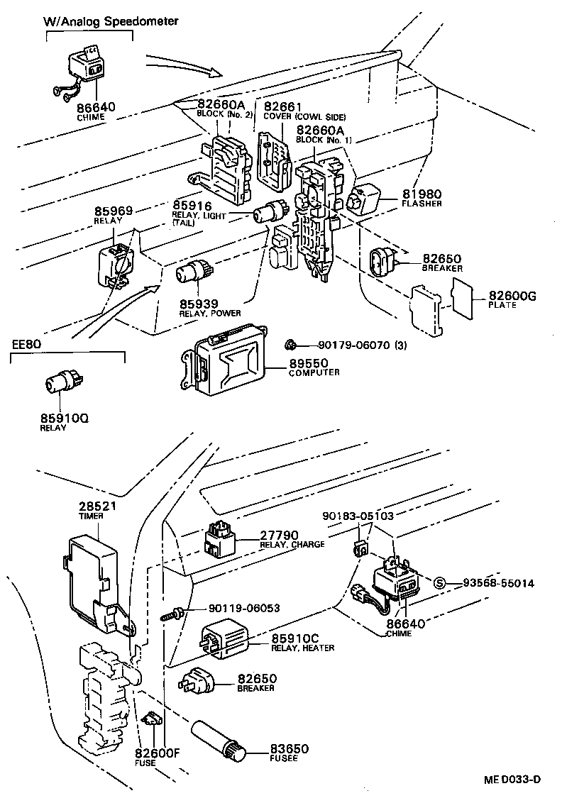toyota celica exhaust system diagram