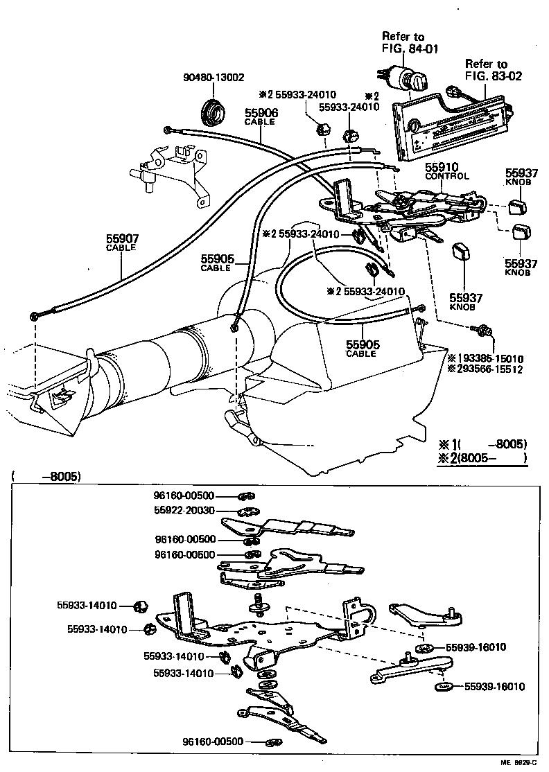 1994 toyota pickup speaker diagram