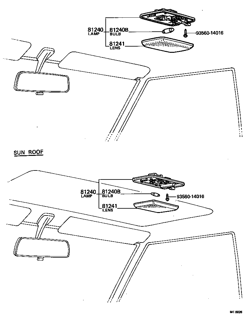 toyota starletkp61-phhss - electrical