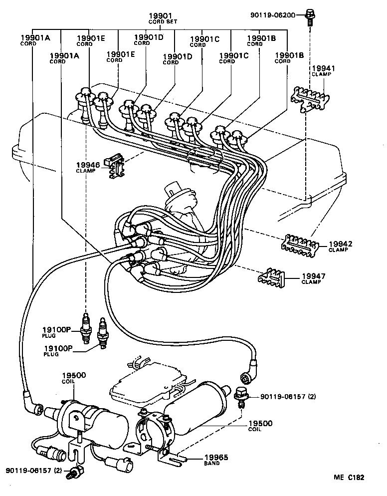 Toyota Celicata64 Bcmxz