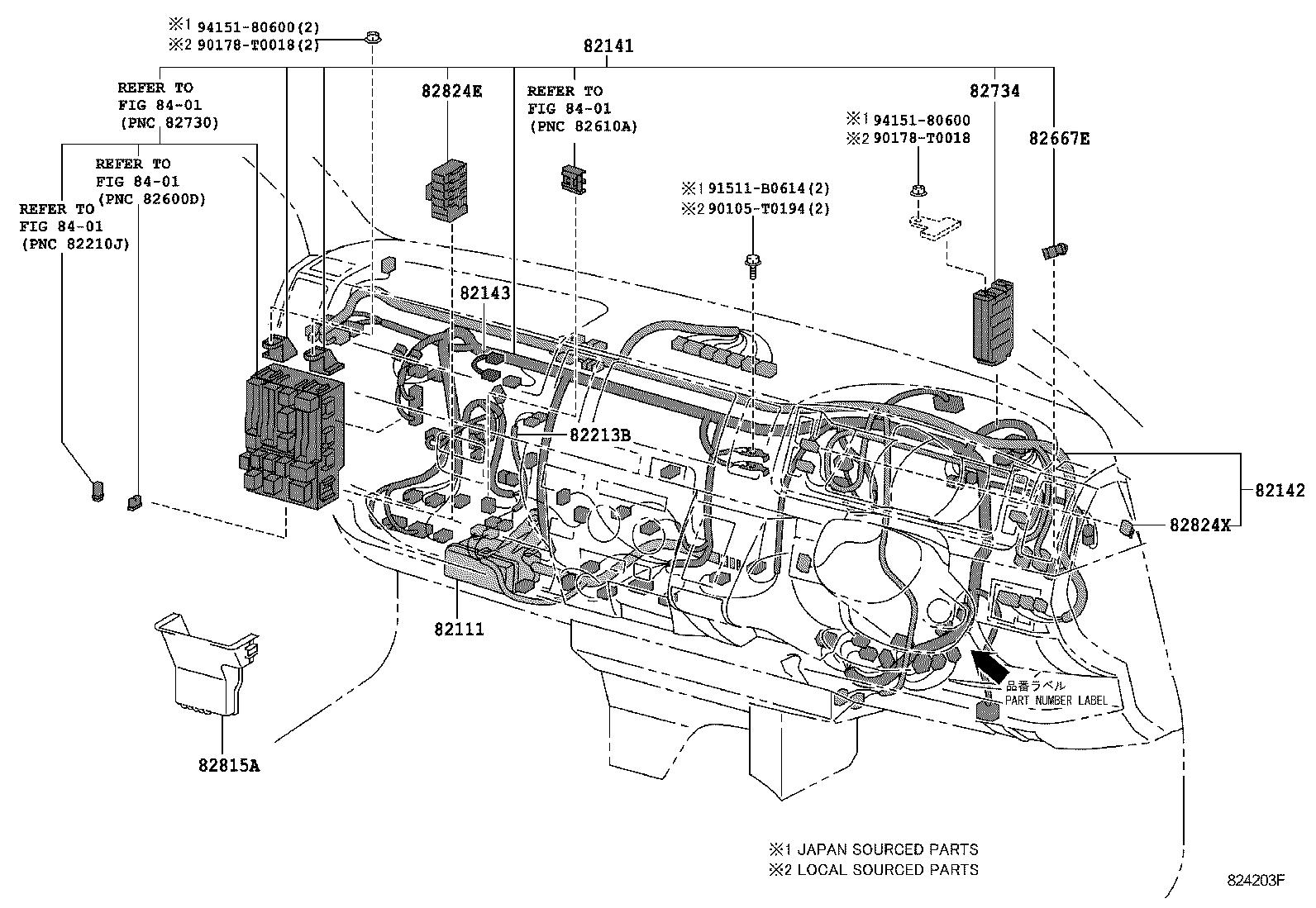 toyota hiacetrh203r-edmdke - electrical