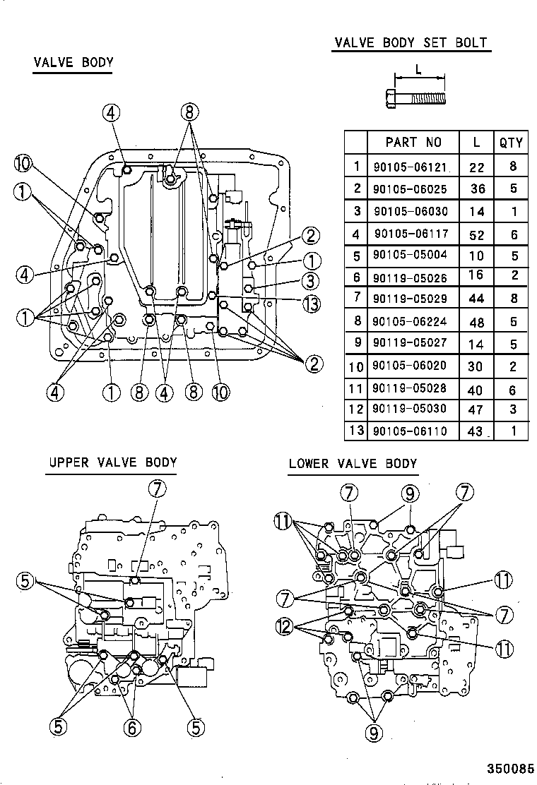5r55e Valve Body Diagram Schematic Diagrams Wiring A541e Diy Enthusiasts U2022 Transmission