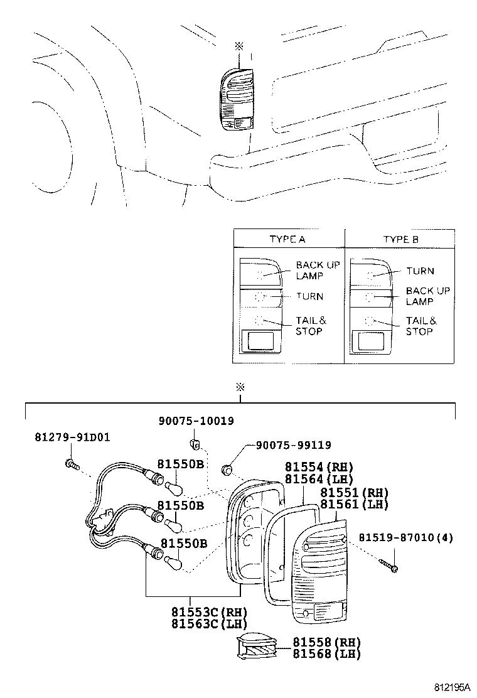 Toyota Hilux Kun26 Wiring Diagram